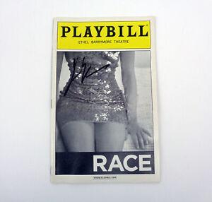 James-Spader-The-Blacklist-Signed-Autograph-Race-Broadway-Playbill-COA