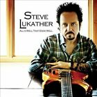 All's Well That Ends Well by Steve Lukather (CD, Jan-2011, Mascot Records)
