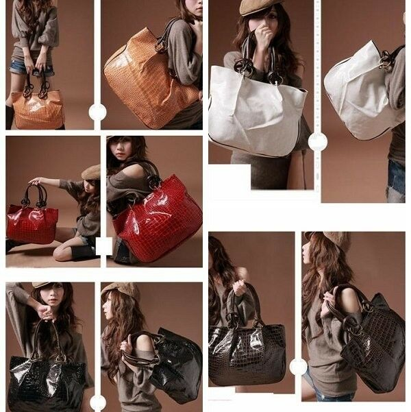 Hot Sell Women's Hobo Tote Handbag Bag Big Capacity Shoulder Bags Satchel hot M1