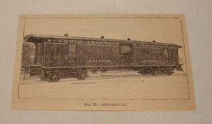 1887-Rivista-Incisione-Bagagli-Auto