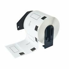 1roll 800 Address Labels Dk1209 1 17 X 2 37 For Brother Ql 1100 800 810 820