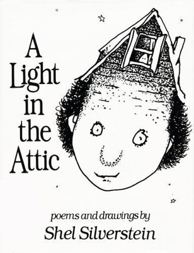 A light in the attic by shel silverstein 1981 hardcover ebay resntentobalflowflowcomponenttechnicalissues fandeluxe Choice Image