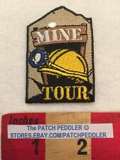 FREE SHIPPING ~ MINOR PATCH MINE TOUR GOLD SILVER COAL CAVE MINING 59Z2