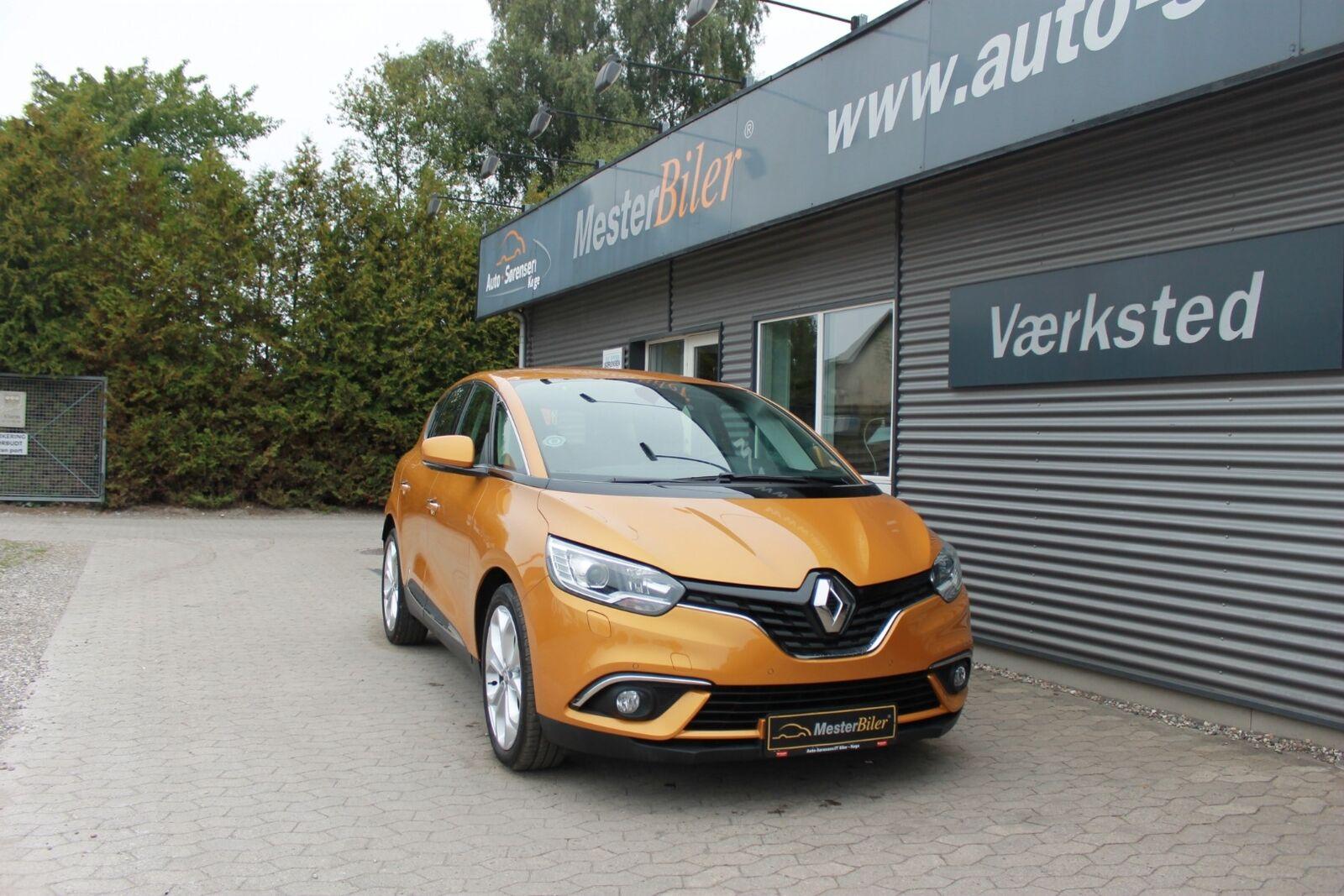 Renault Scenic IV 1,5 dCi 110 Zen 5d - 167.900 kr.