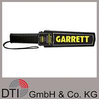 Garrett Super Scanner V Metalldetektor; Handdetektor; Metallsonde