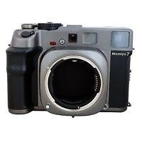 Mamiya 7 Film Camera