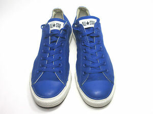 9ae6110ee2f9 Converse Chuck Taylor All Star Low Top Royal Blue Canvas Sneakers ...