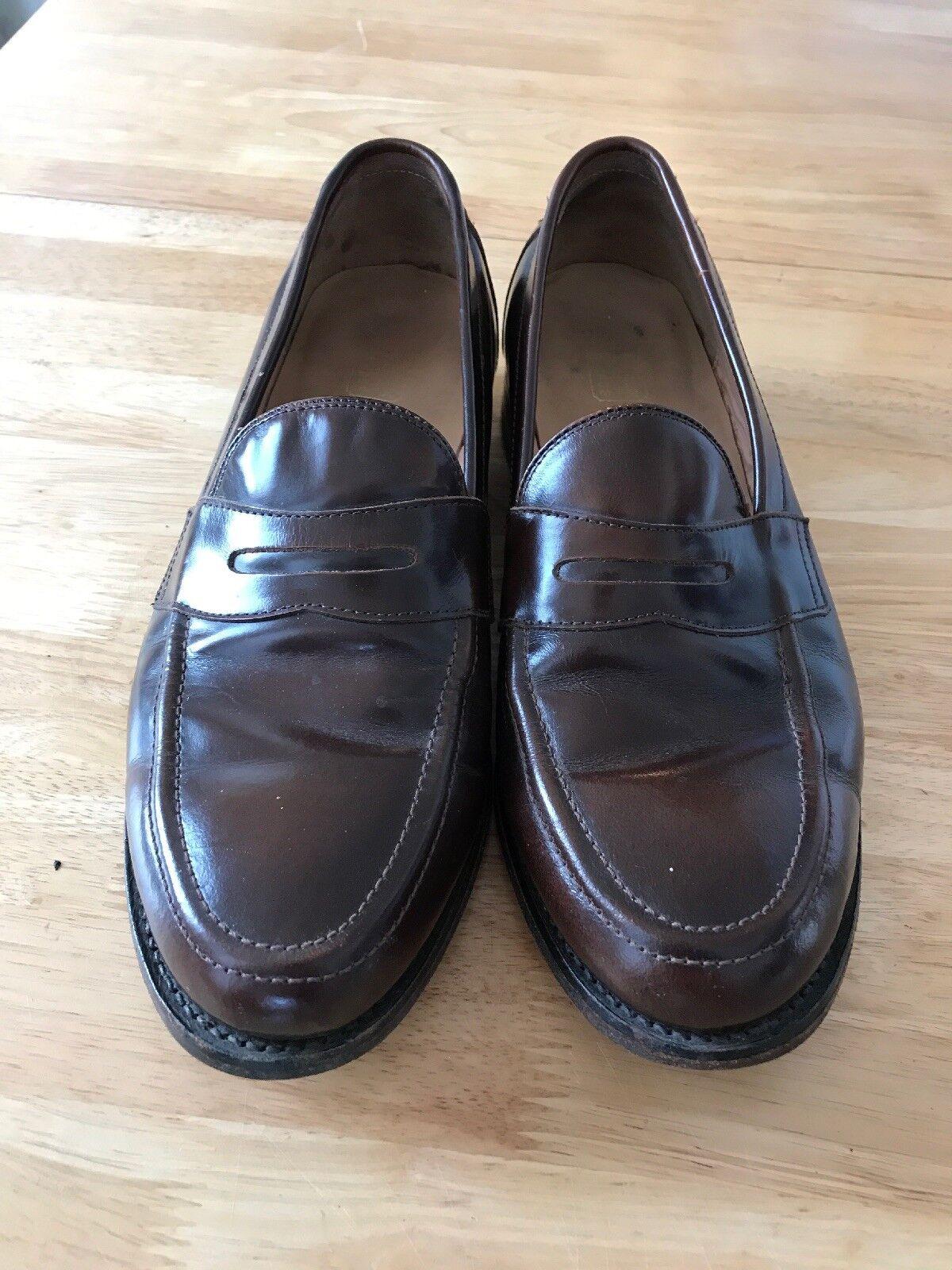 Mens Loafer Samuel Windsor Leather Penny Loafer Mens 10 2c635a