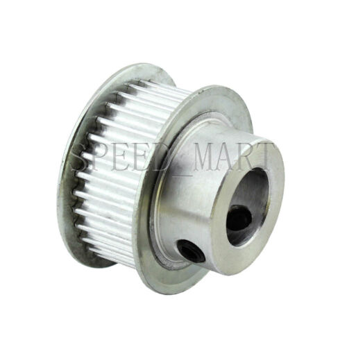 3M Timing Pulley 30T 10mm Bore for Stepper Motor 3D Printer 11mm Width HTD