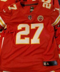 Authentic Nike Kansas City Chiefs Jersey Women S Size Medium Ebay