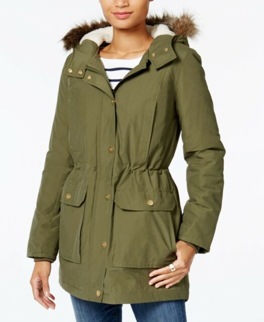 Parka Women Green