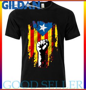 Shirt Catalan T Republic Estelada Catalunya Catalonia Autonomia 0N8wvnm