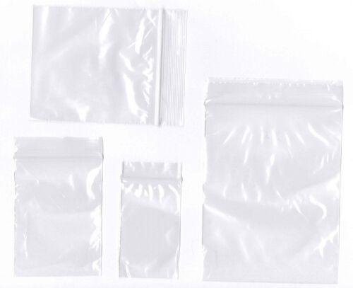 """Grip Seal RE SCELLABLES Plain Clair Sacs de polyéthylène 57 x 57 mm 2.25 X 2.25/"""""""