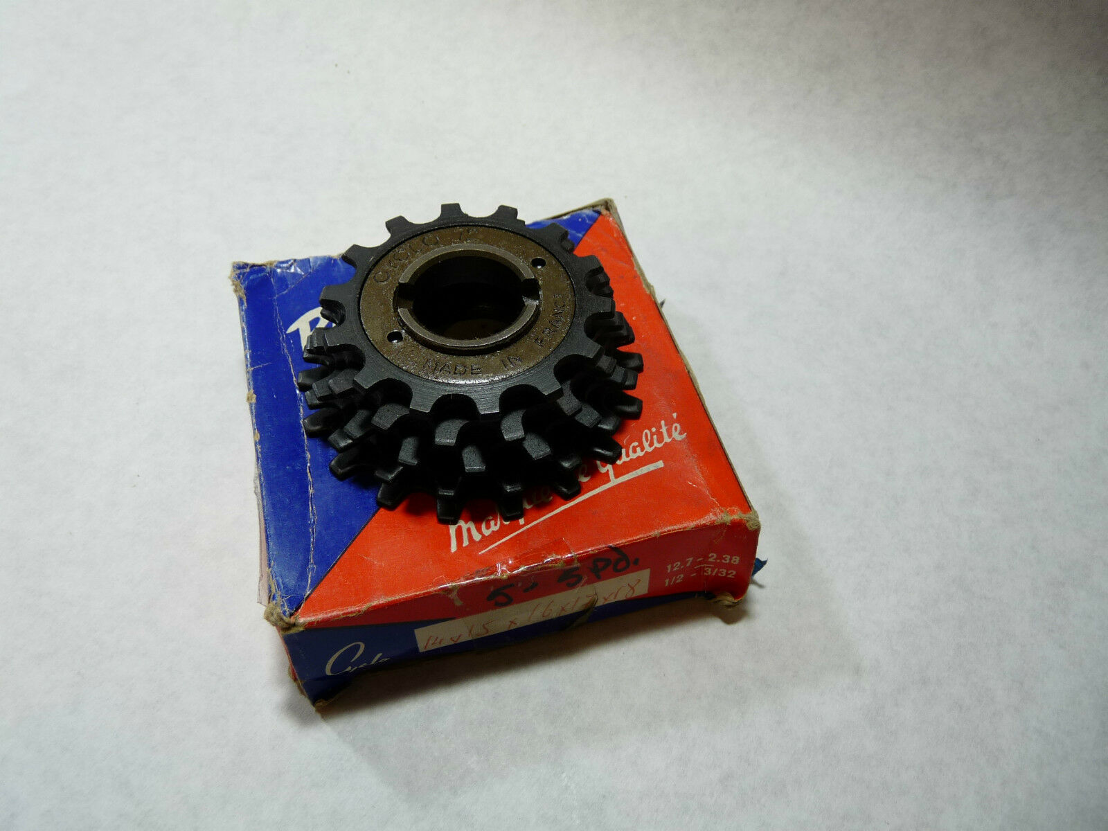 Cyclo 72 Freewheel 5 speed  14-18  Vintage Road Bike NOS  various sizes