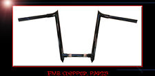 "16"" MID SPIKE BEND SPRINGER MONKEY BAR CUSTOM MADE APEHANGER HANDLEBARS"