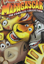 Madagascar: The Complete Collection (1-3) [DVD, NEW] FREE SHIPPING