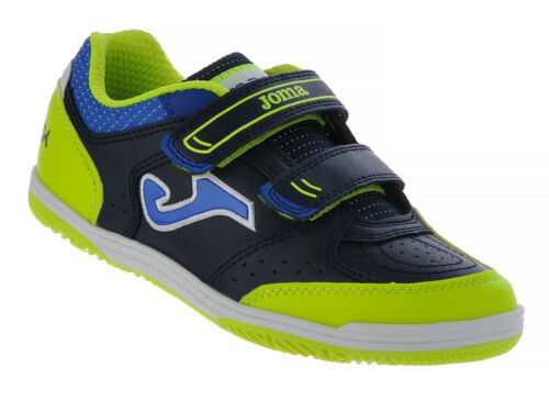 Indoor-Schuhe Klett Joma Top Flex Jr Kinder Fußballschuhe Hallenschuhe