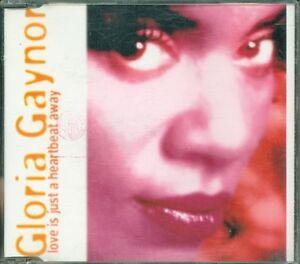 Gloria-Gaynor-Love-Is-Just-A-Heartbeat-Away-Cd-Ottimo
