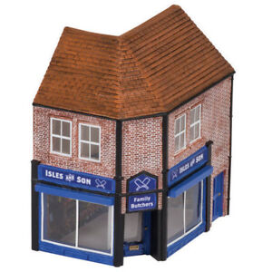 HORNBY-Skaledale-R9845-The-Butcher-039-s-Shop