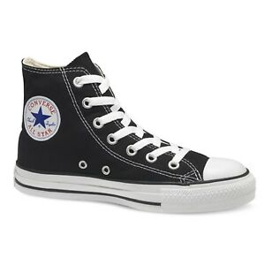 converse donna all star nere
