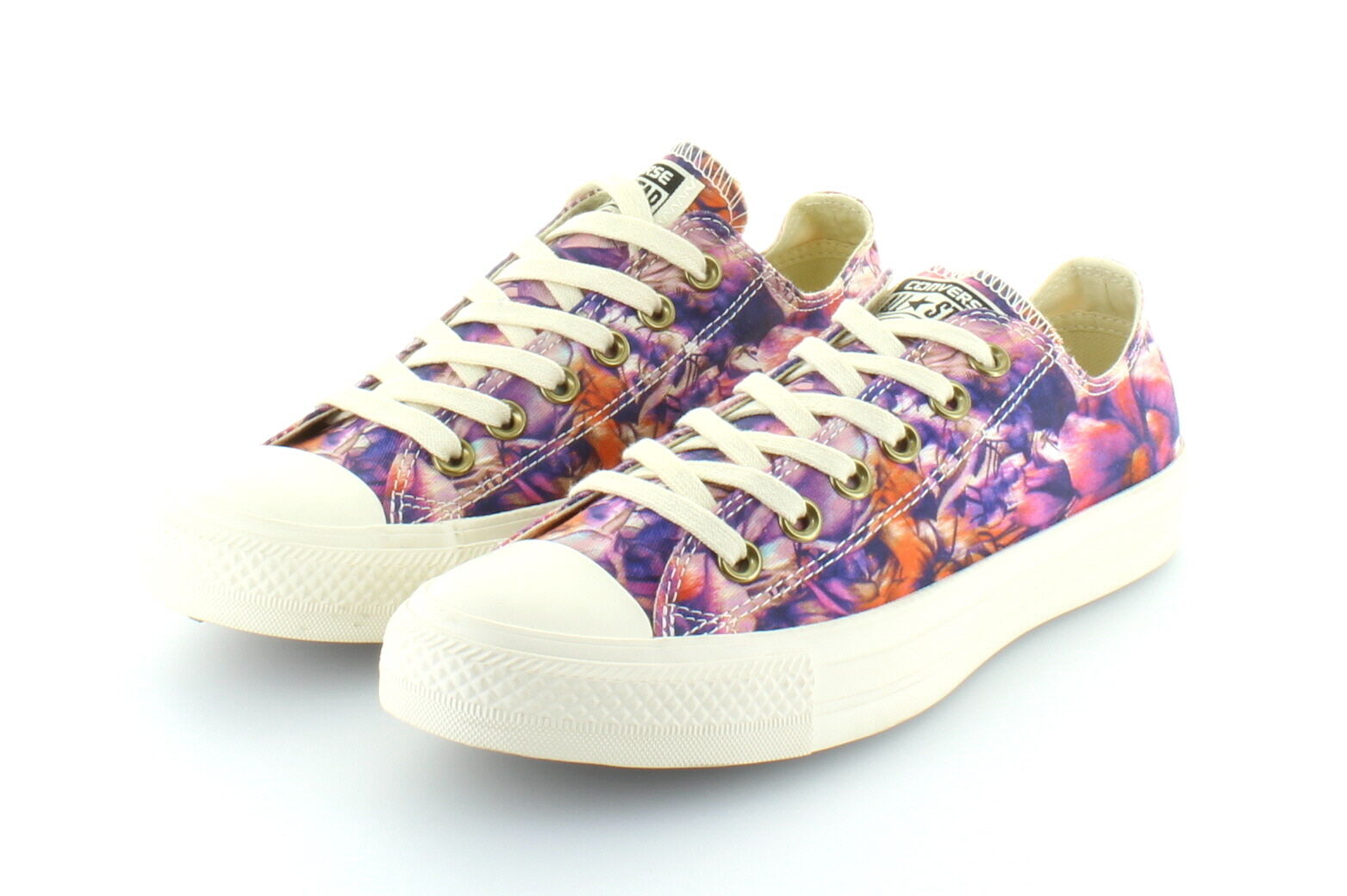 Converse All Star Chuck Taylor Ox floral Print Periwinkle /38,5