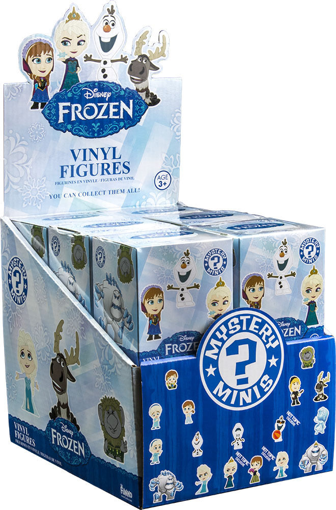 FROZEN - Mystery Mini Blind Box 2.5