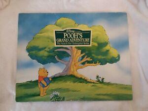 Disney Winnie The Pooh Grand Adventure - Exclusive 4 x Lithograph Portfolio