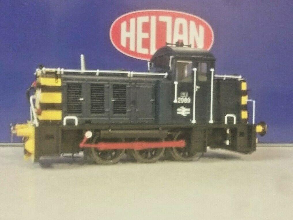 Heljan 2914 OO Gauge Class 07 BR azul 2989  - USE 10% OFF CODE  PLEASED  TODAY