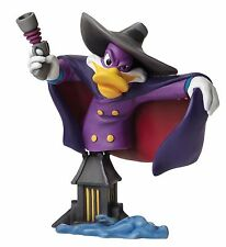 Disney Grand Jester Darkwing Duck Bust Figurine Ornament 20cm 4050099 New
