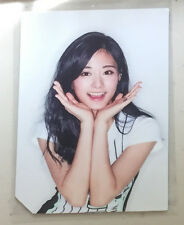 Photocard Tzuyu - PAGE TWO - Flower version TWICE Kpop