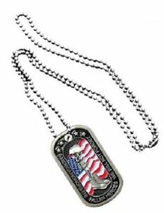 Dog-Tag-Key-Chain-Necklace-Engraveable-We-Will-Not-Forget-Our-Fallen-Heros-2788