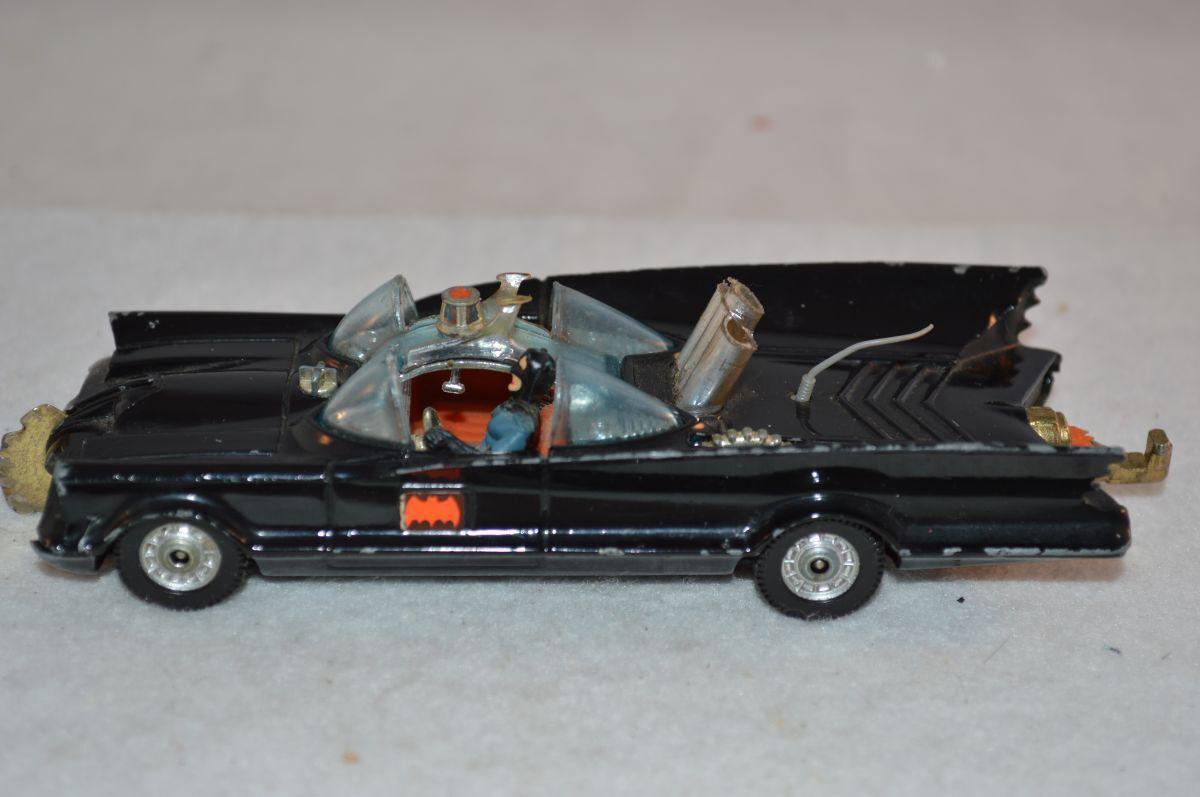 Corgi Toys 267 Batmann in excellent  all original condition 1e