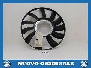 Electric Cooling Fan Radiator Wheel Engine Original Audi A4 1995 2000
