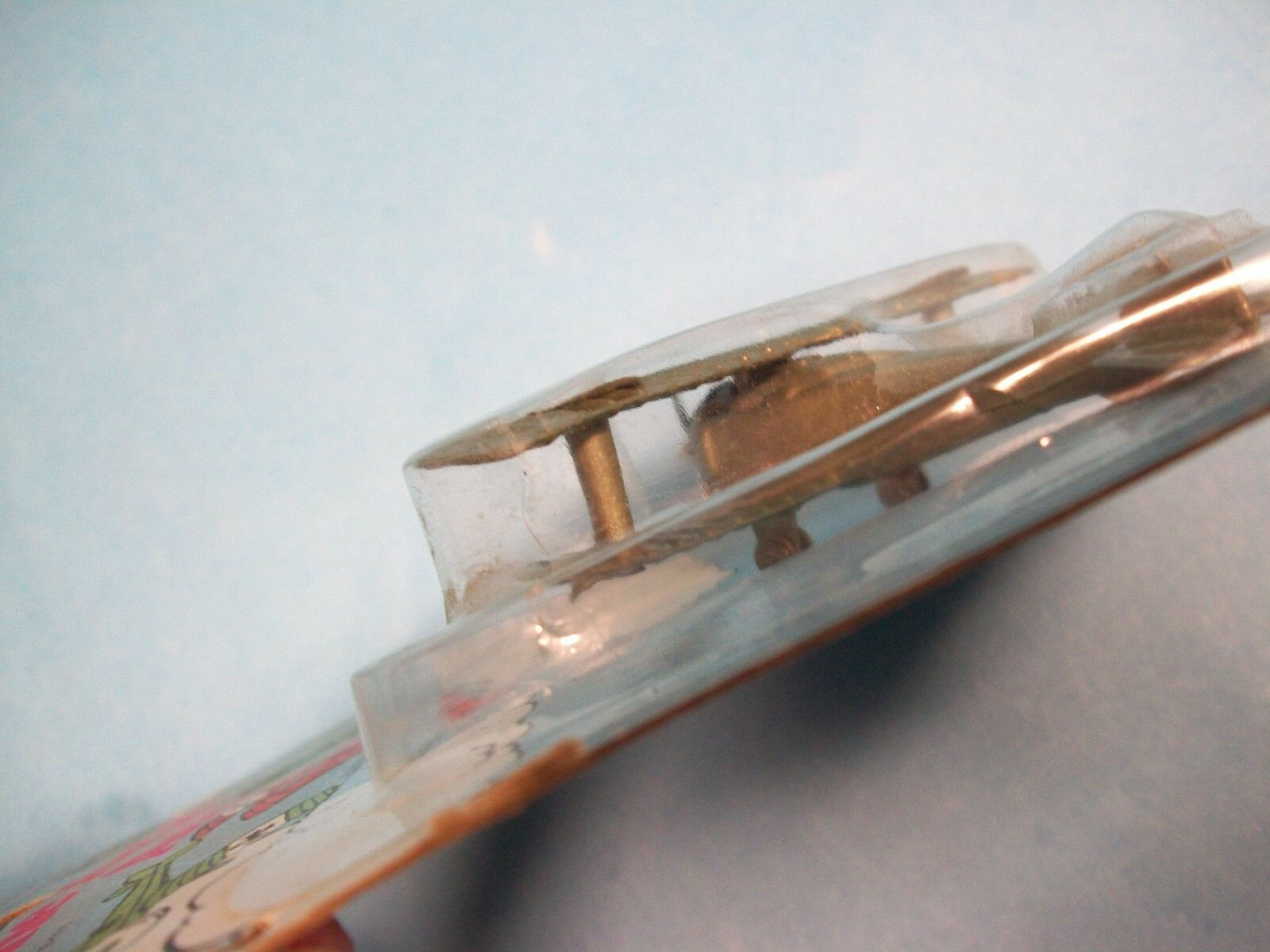 Larami Die Cast Metal THE AERIAL ACES ACES ACES Green Nievport Vintage Airplane Plane 894d90