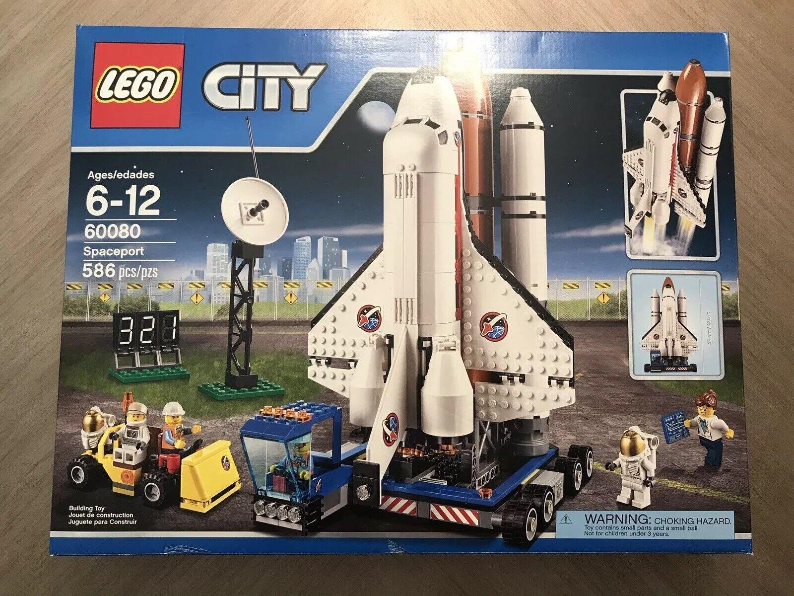 vendita di fama mondiale online LEGO 60080 città città città spazioport nuovo Sealed  vendite dirette della fabbrica