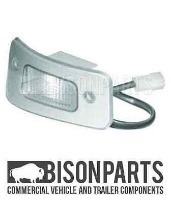 WHITE LED LH 5801546548 IVE946 SUNVISOR MARKER LAMP *IVECO STRALIS 04.12