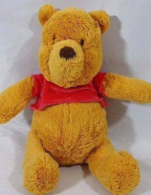 Walt Disney Winnie the Pooh Plush Hand Puppet Full Body ...