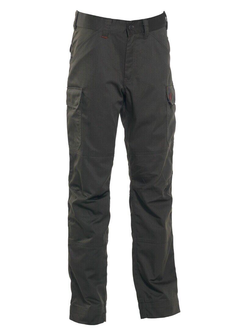 Deerhunter Rogale Expedizione pantaloni taglie  56 Coloreee  353 ADVENTURE verde
