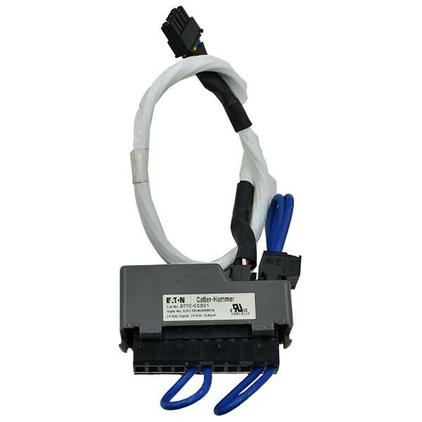 D77C-CCDC1 Eaton 24VDC Relay Output  --SA