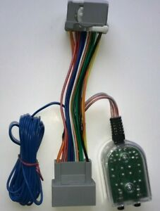 Honda-Acura-08-Factory-Radio-Add-A-Subwoofer-Amplifier-Plug-amp-Play-Wire-Harness