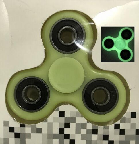 Hand Spinner Tri-Spinner Fidget Toy EDC Desk Toy Ceramic Ball for Kids or Adults