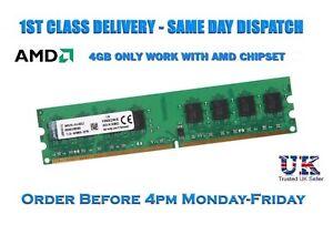 Kingston-4GB-DDR2-800MHz-240PIN-PC2-6400-DIMM-para-memoria-RAM-AMD-CPU-Motherboard