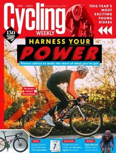 CYCLING-WEEKLY-magazine-18TH-February-2021-BRAND-NEW