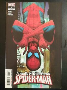 Friendly-Neighborhood-SPIDER-MAN-8a-lgy-32-2019-MARVEL-Comics-VF-NM-Boo
