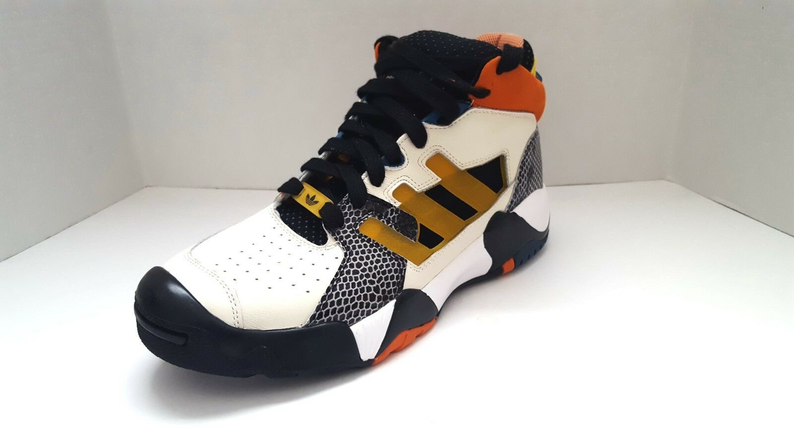 New Adidas Streetball Originals D67600 Basketball schuhe