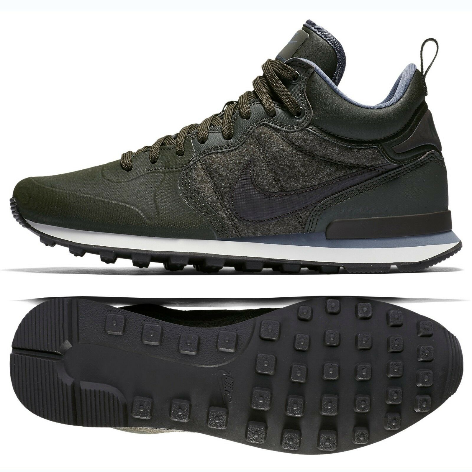 Nike Internationalist Utility Wool Pack 857937-301 Sequoia Brown Men's shoes