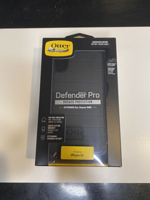 OtterBox Pursuit Series Case for Apple iPhone XR - Black FACTORY SEALED