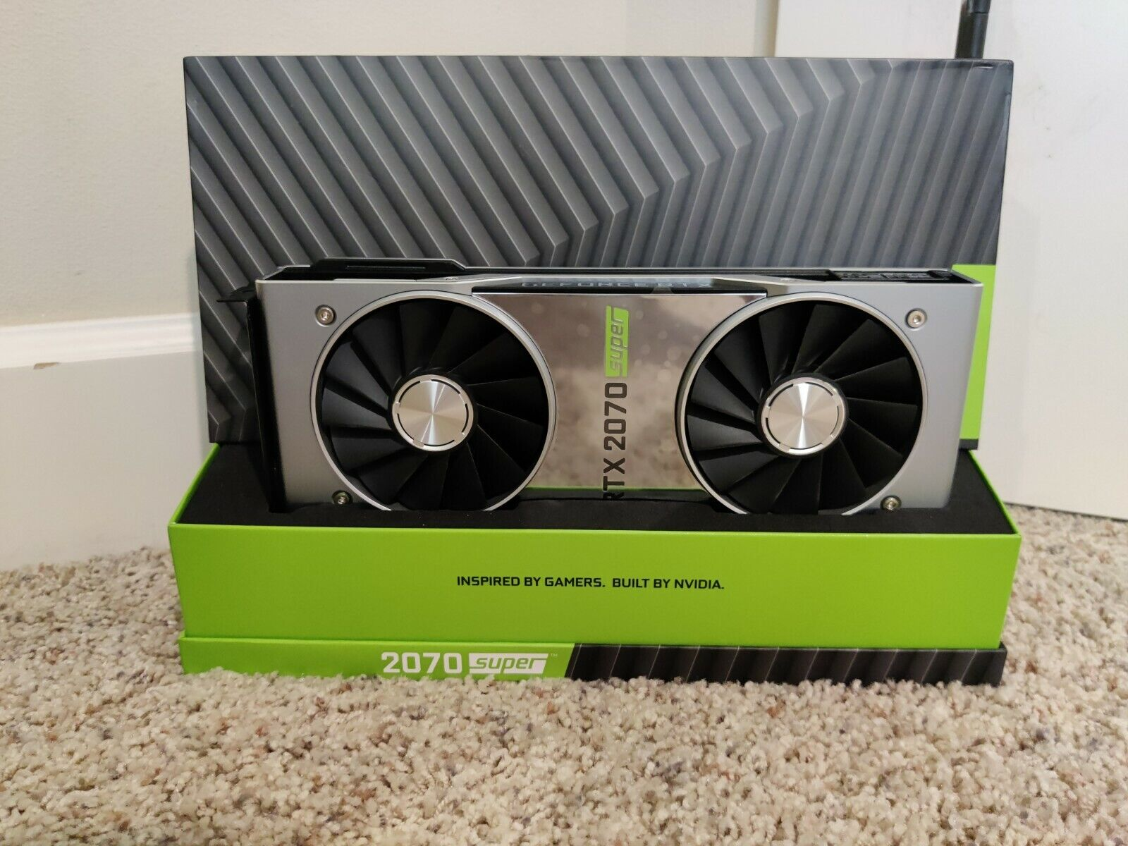 RTX 2070 Super Founders Edition Graphics Card - 8GB