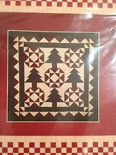 Christmas Quilt 2006 Pattern Marcia Horn Designs The Quilter's Cache 54x54