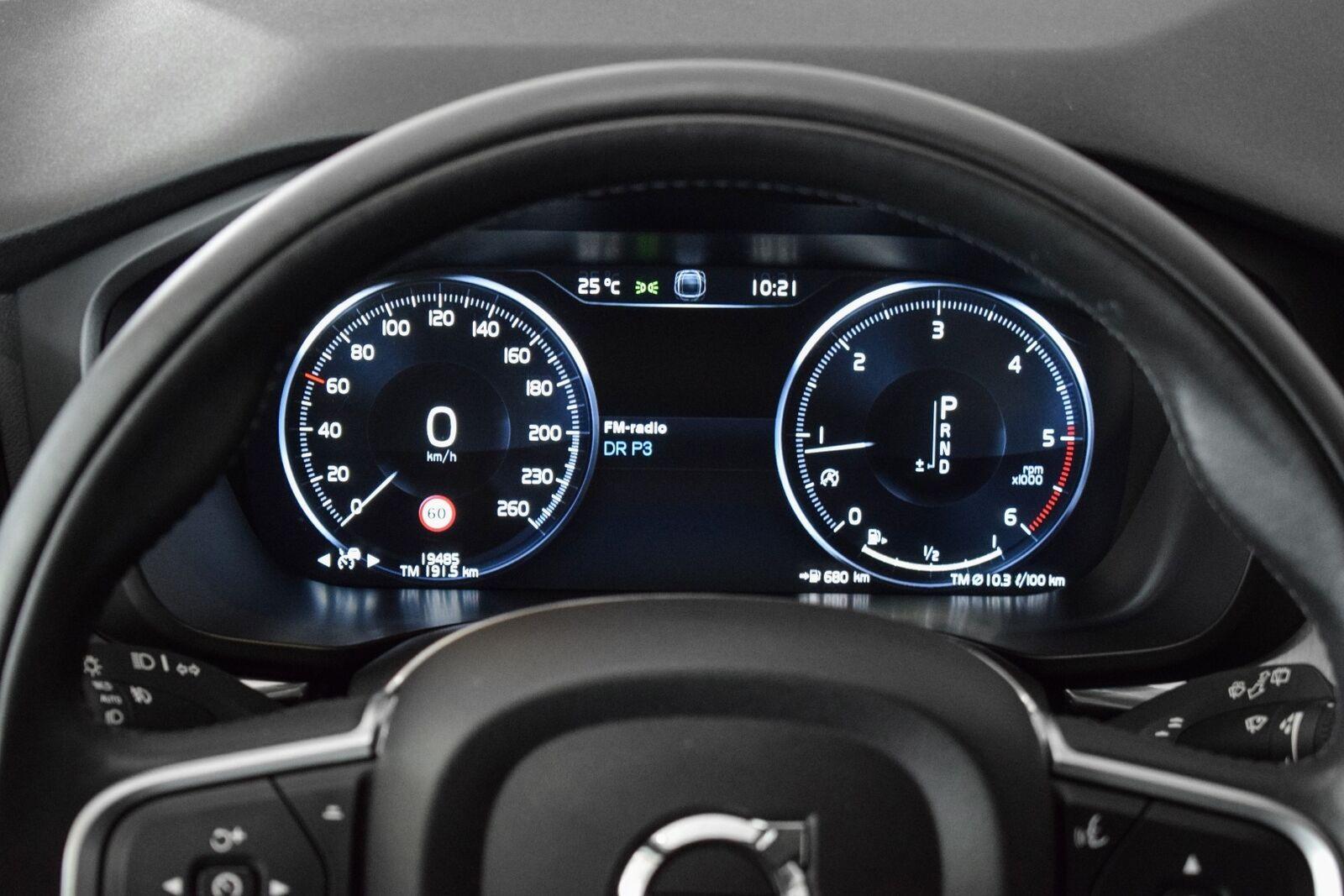 Volvo XC60 2,0 D4 190 Momentum aut. - billede 9